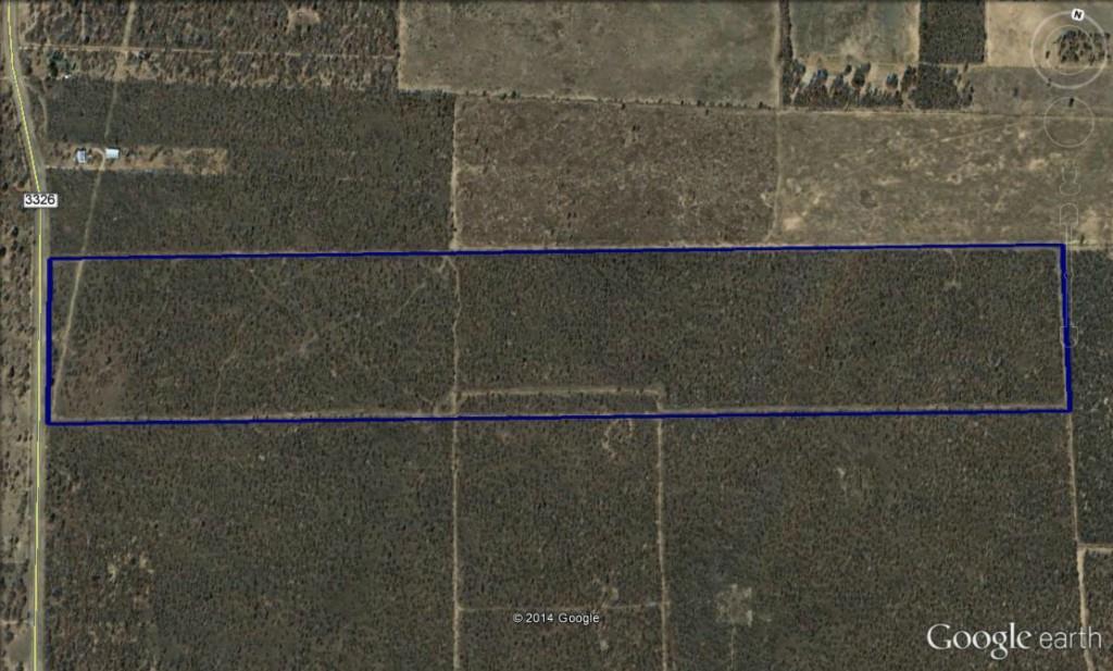 TBD F.M. 3326, Hawley, TX 79525