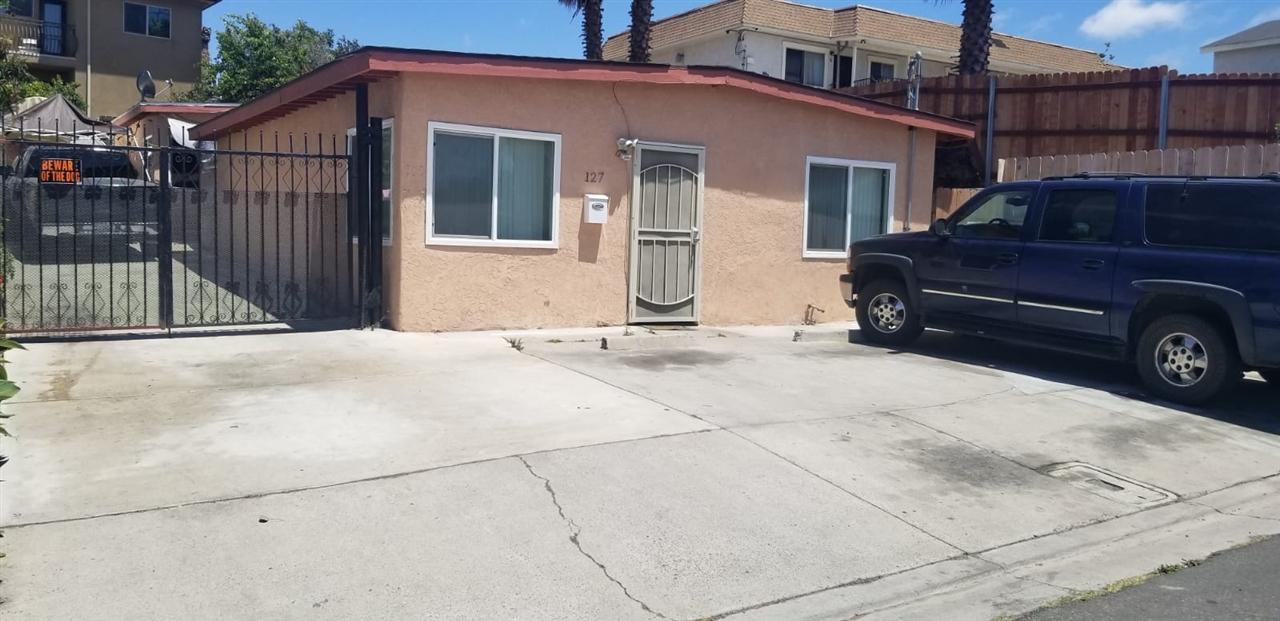 127 Escuela st., San Diego, CA 92102