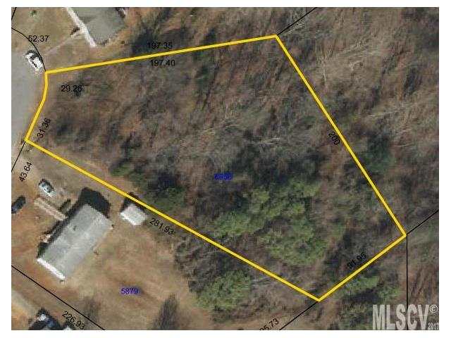 Large Lot in convenient subdivision, close to I-40 and priced to sell!