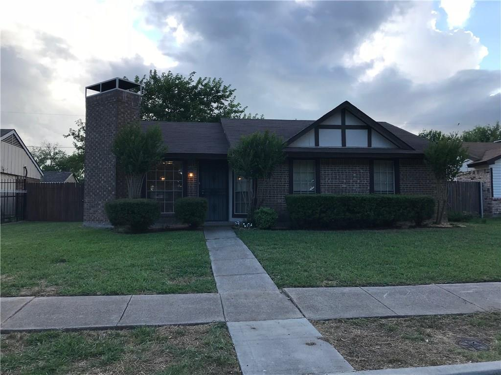 Beautiful move-in ready 3 bed 2 bath home with a pond a park directly across the street.