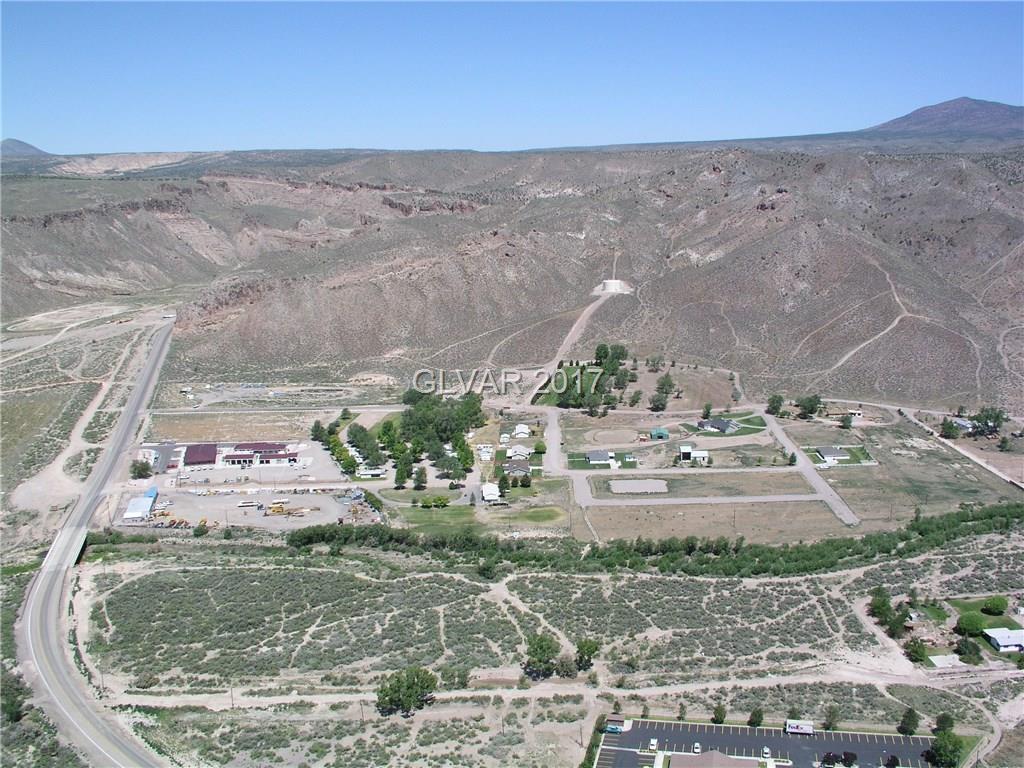 Highway 93  Hillside Residential, Caliente, NV 89008