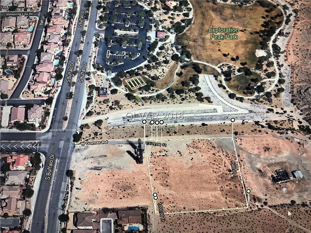 2.5 ac on Gomer rd, Las Vegas, NV 89178