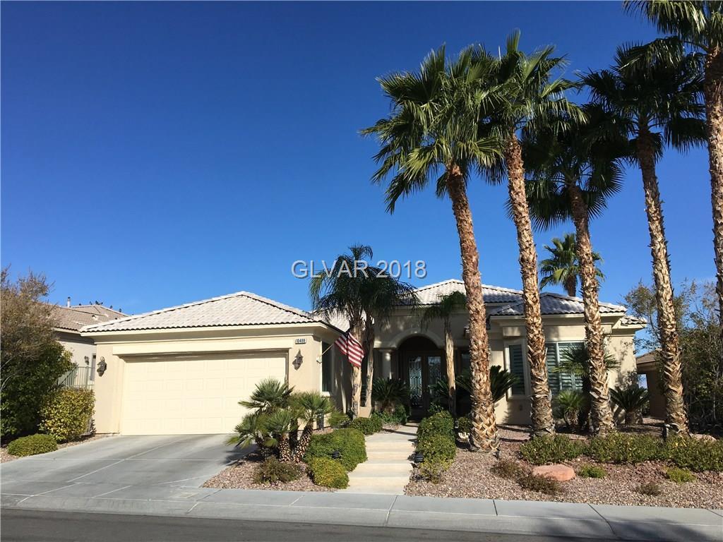 10488 ABISSO Drive, Las Vegas, NV 89135