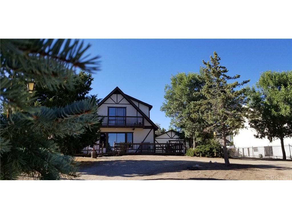 9201 DEER, Frazier Park, CA 93225