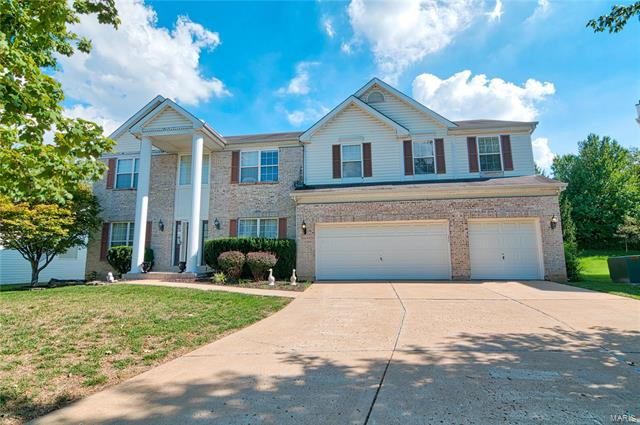 1165 Nooning Tree Drive, Chesterfield, MO 63017