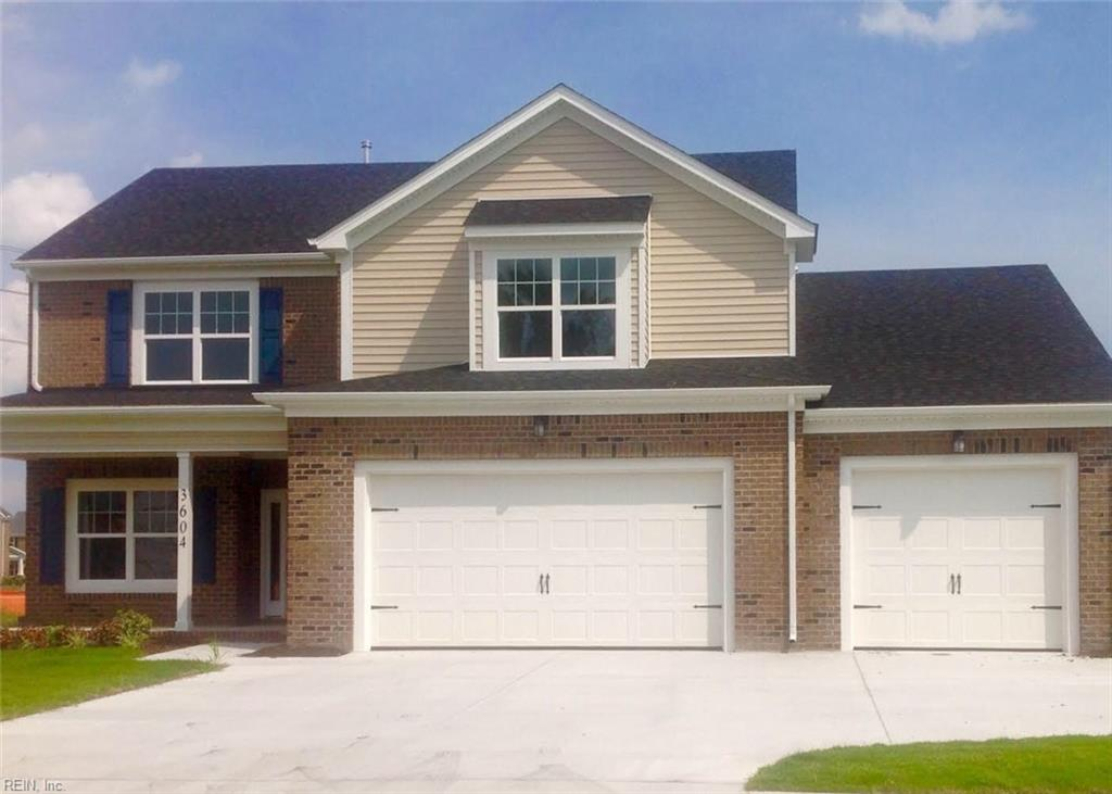 3604 Daniel WAY, Chesapeake, VA 23323