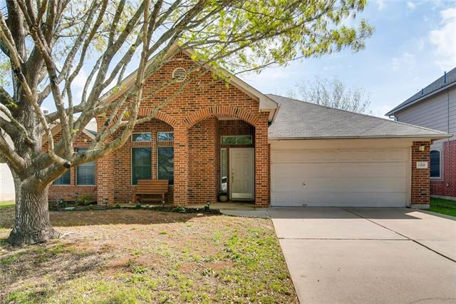 Beautiful single-story home in sought-after Hunters Glenn - you've got to see this one in person!