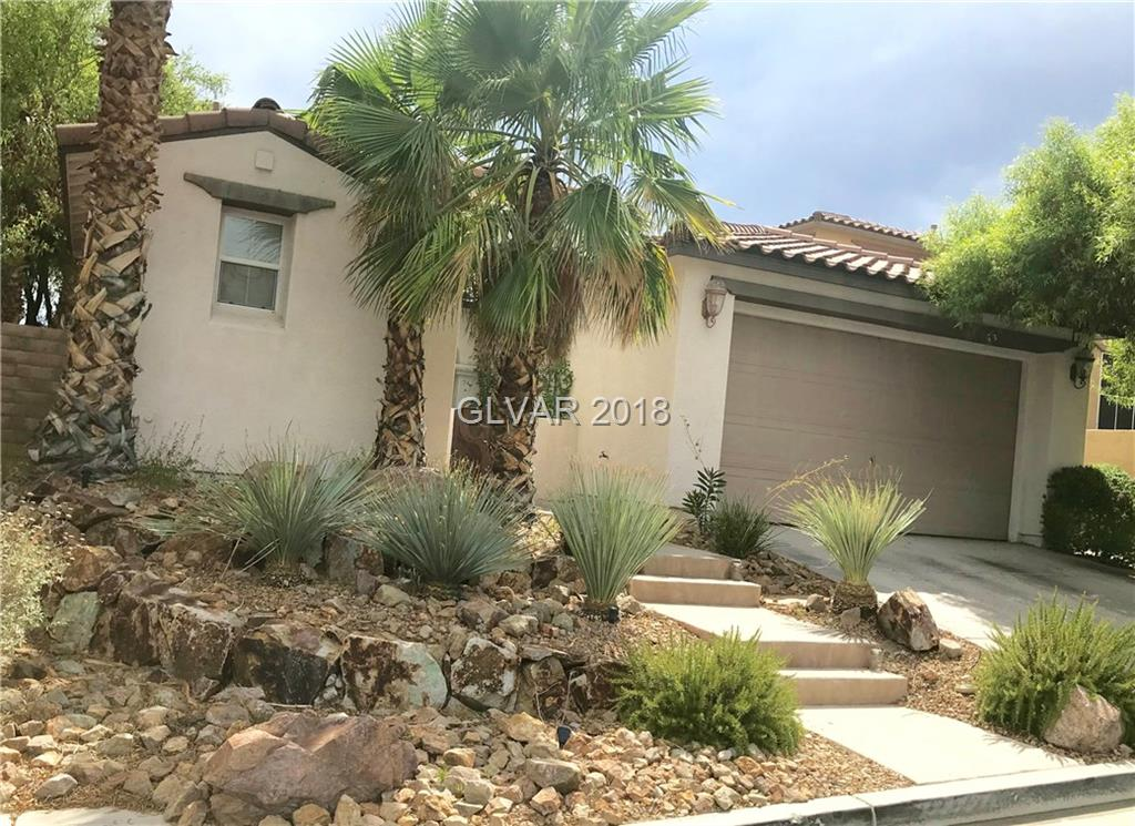 933 CONTADERO Place, Las Vegas, NV 89138