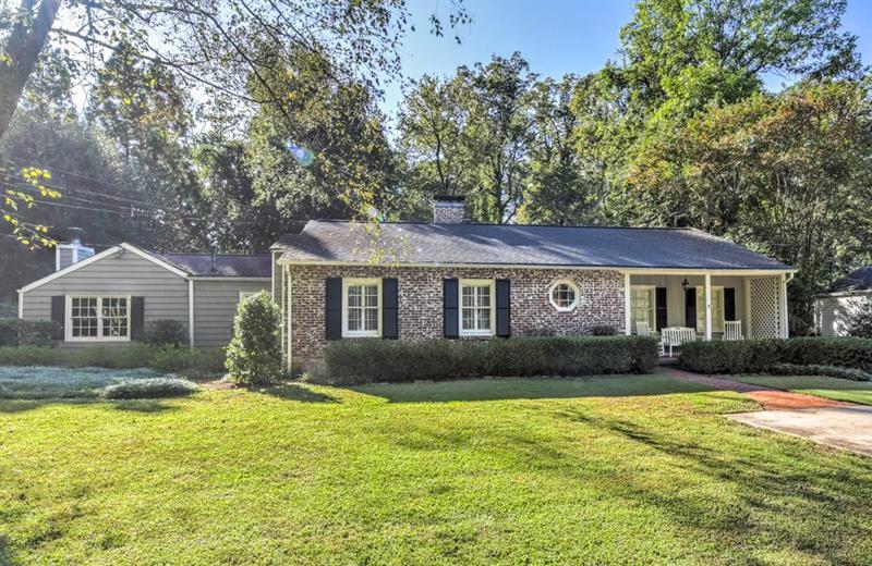 3860 Lake Forrest Drive NW, Atlanta, GA 30342