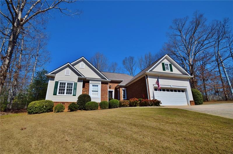 Perfect starter or downsize right inside city limits! This home is in a great established neighborhood convenient to The Chattahoochee Country Club. This 3/2  ranch has beautiful hardwood floors, a quaint breakfast area open to the family room and a separate dining area that easily seats 8-10 guests. The master is large with a sitting area and large master ensuite with garden tub and separate shower. Too many good things to list! Go look!!