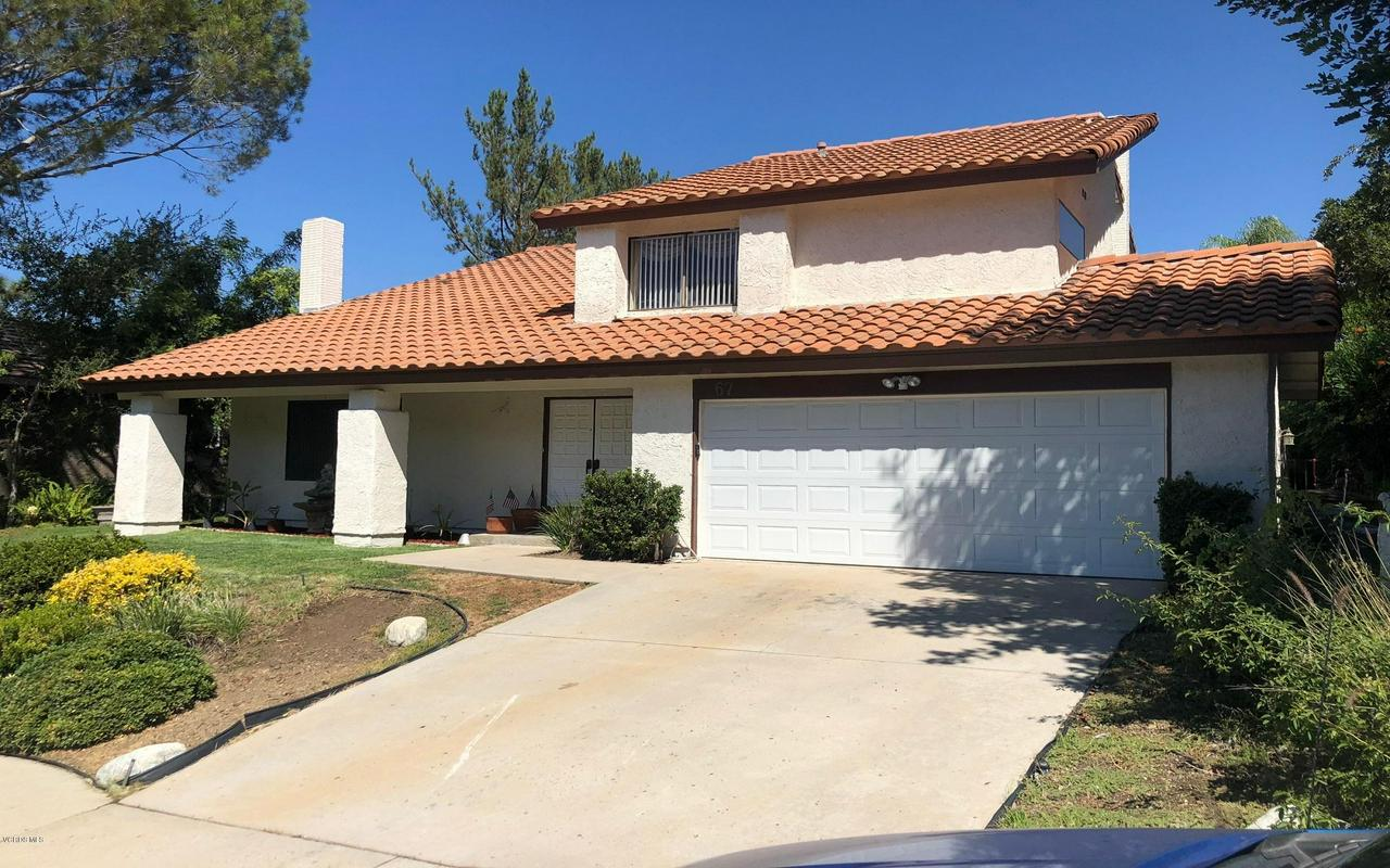 67 LOS PADRES Drive, Thousand Oaks, CA 91361