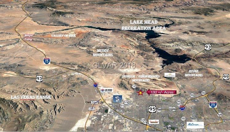 Owens, Las Vegas, NV 89110