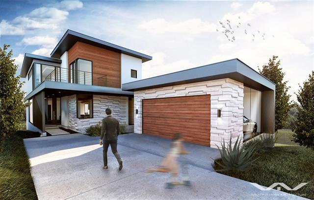 Fantastic contemporary design by Architect, Winn Wittman for new construction by custom Builder, King G Properties III LLC in fabulous Travis Heights on a tree covered, private 12,336 SF lot with upper story views! Come pick your colors and flooring! Building to begin July, 2018