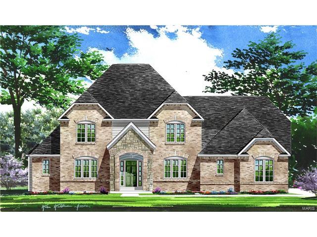 0 BUILD RAINIER@Bur Oaks, Chesterfield, MO 63005