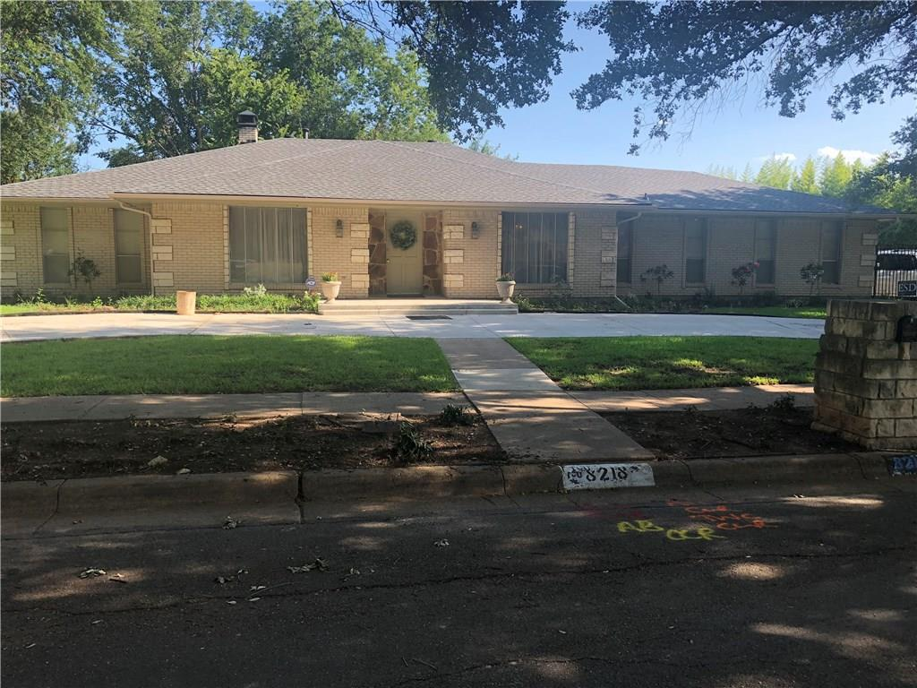8218 Westrock Drive, Dallas, TX 75243