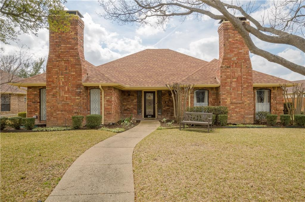 641 Shadowcrest Lane, Coppell, TX 75019