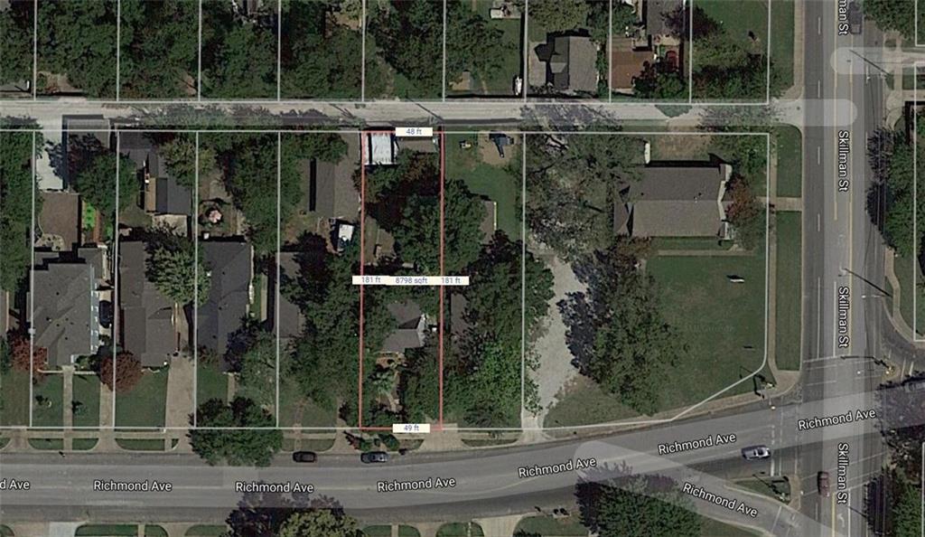 6031 Richmond Avenue, Dallas, TX 75206