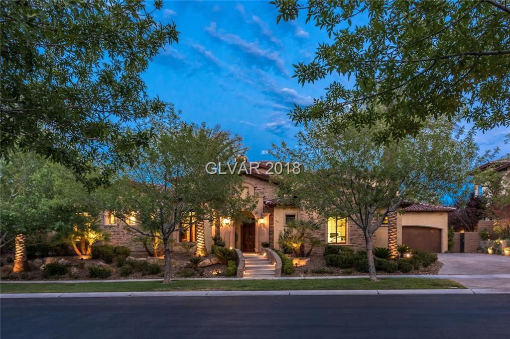20 VINTAGE VALLEY Drive, Las Vegas, NV 89141