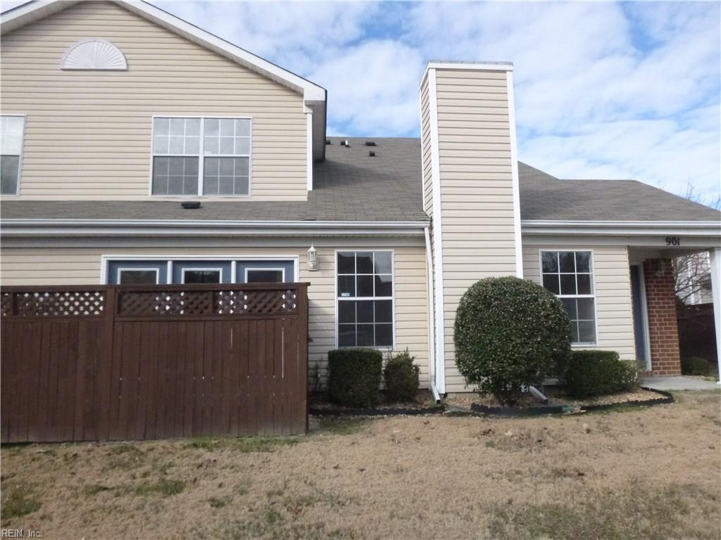 901 Pine Mill CT, Newport News, VA 23602