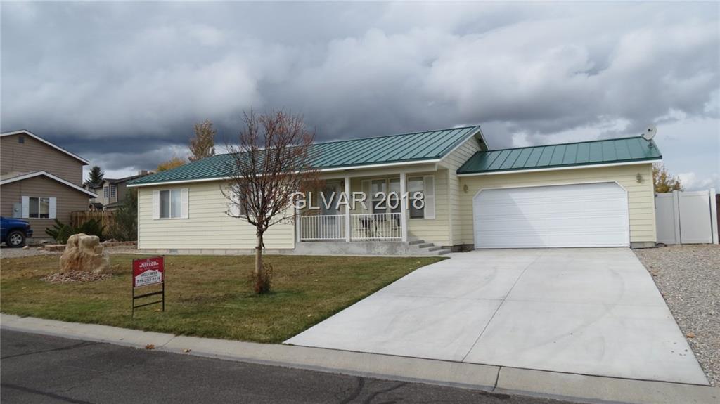2451 Opal Drive, Ely, NV 89301