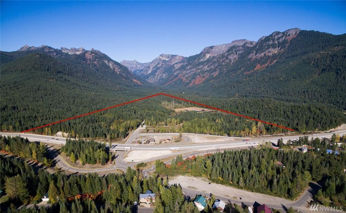 Lake Mardee Road / Exit 54, Snoqualmie Pass, WA 98068