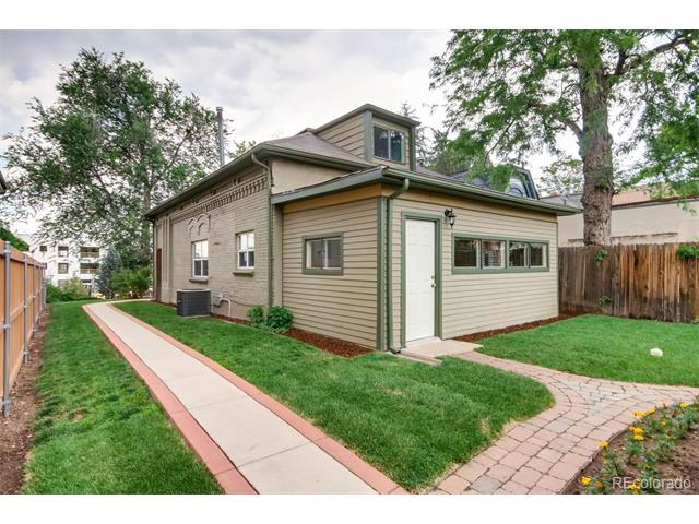 This image is a home in 2524 Arapahoe Street Curtis Park Denver CO