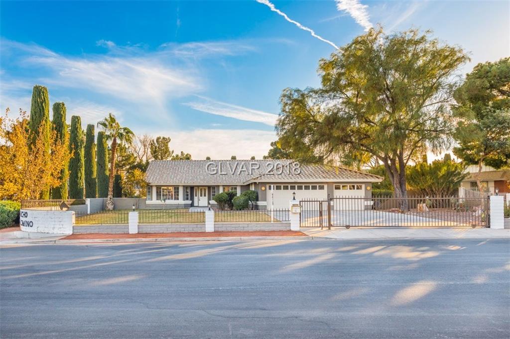 2425 PALOMINO Lane, Las Vegas, NV 89107