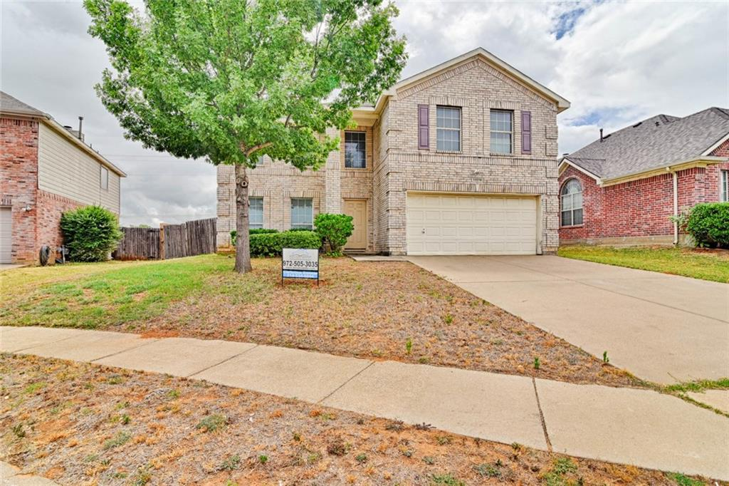 This house is an incredible find! Fantastic condition and MOVE IN READY!! This open concept home offers 4 large bedrooms, living room, eat-in kitchen, formal dining room, game room, and media room with a LARGE backyard!! Master bedroom is downstairs complete with dual sinks, jetted tub, and walk-in closet. All secondary rooms are upstairs. HOA offers community pool, park, and playground. Area has fantastic Crowley ISD schools and ideally located right off of I-35 for an easy commute anywhere in DFW. This house has been loved, well taken-care of, and is ready for a new owner!!