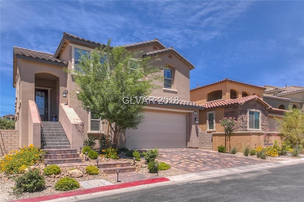 471 ASTILLERO Street, Las Vegas, NV 89138