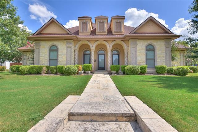 Old World elegance with an Old Town address! No need to worry about condition or updates with this custom home on a corner .33 acre lot downtown. 3 bedrooms +office, w/approx. 300 sq ft  bonus room above the garage! Unsurpassed quality from the travertine floors to the extensive custom cabinetry. Those beautiful cabinets take center stage in the island kitchen w/ gas stove, decorative backsplash, & stainless appliances. Energy efficient foam insulation, oversized garage and 10x20 shed in back. Rare find !