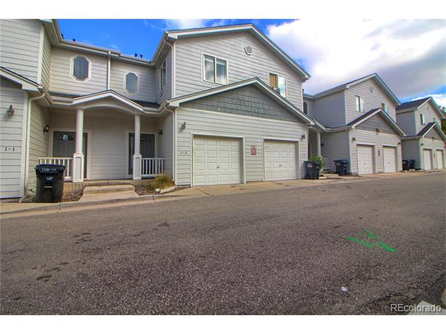 Image of property in 3200 South Federal Boulevard 1-2 College View Denver CO