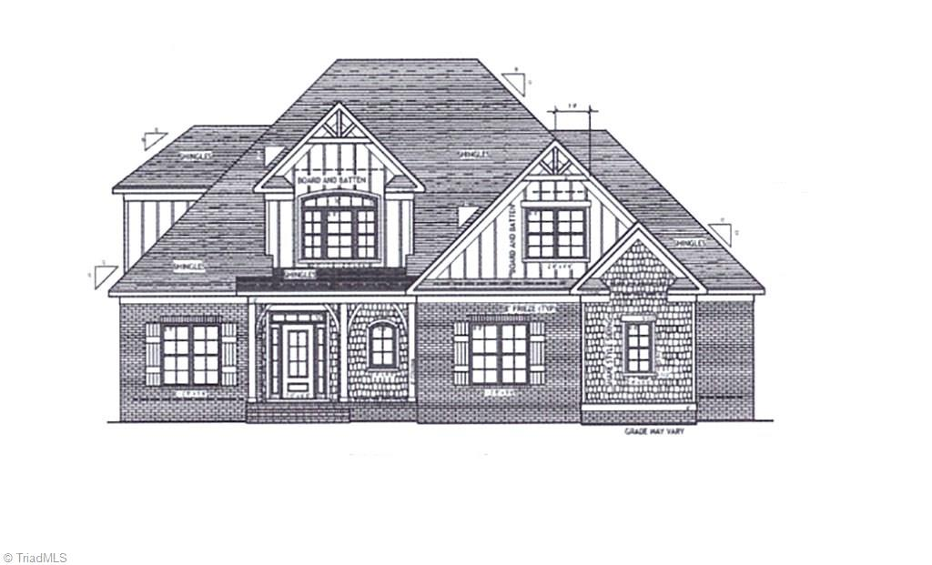 Stunning new construction underway in popular Brookberry Farm! Built by Sam Morgan Custom Homes, known for high quality, impeccable style & finishes, & attention to detail, it features a fabulous floor plan that is extremely livable. Hardwoods on main level as well as upper hallway & loft. Fabulous kitchen open to great rm. ML master & study, covered porch, 3-car attached garage.  Measurements taken from builder's plans & specs & subject to buyers' verification. Excellent schools, wonderful BBF amenities.