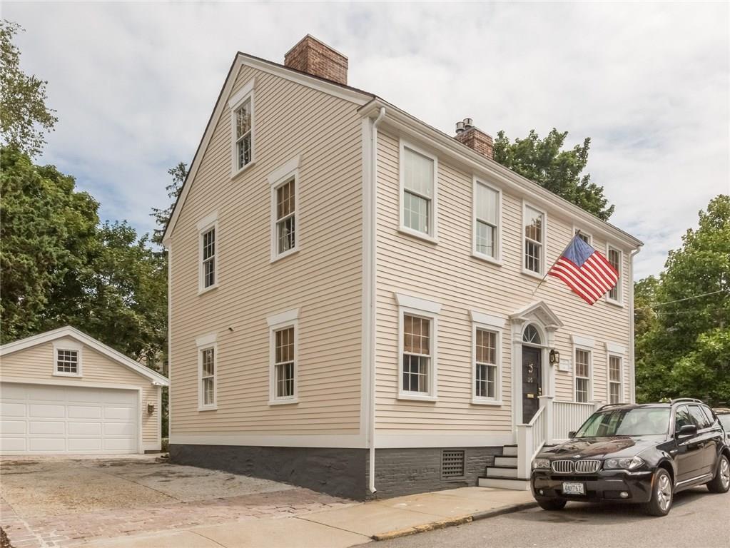 20 Sherman ST, Newport, RI 02840