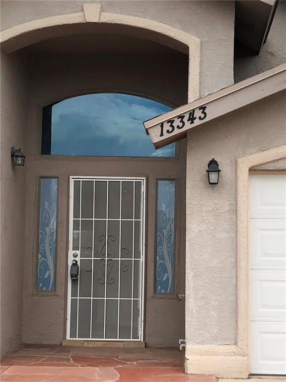El Paso Far East Look No MORE!! This splendor property is Located right in the heart of Horizon City off East Lake and Emerald Park! Minutes away from IH-10 and Loop 375 highways, shopping centers, schools and park. This property has lots to offer! With 1,938 sq. ft. of living, this open floor plan has two living rooms, open Kitchen overlooking dining and den. High kitchen counter tops, black face appliances. Refrigerated Air ready for those HOT summer days! Ready for move in. Come by today! Don't let this beauty pass you by! Remember, public park just over the backyard wall, walking distance to Eastlake High School.