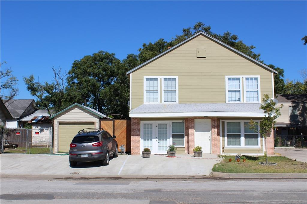 400 Karnes Street, Fort Worth, TX 76111