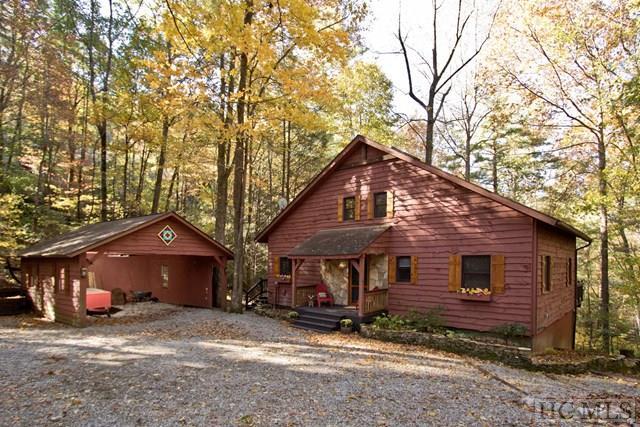359 Chestnut Ridge Road, Highlands, NC 28741