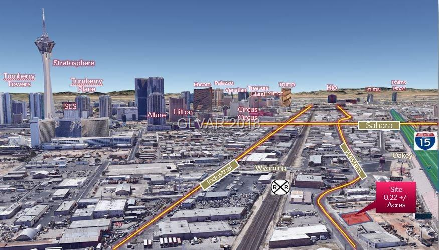 1400 WESTERN Avenue, Las Vegas, NV 89102