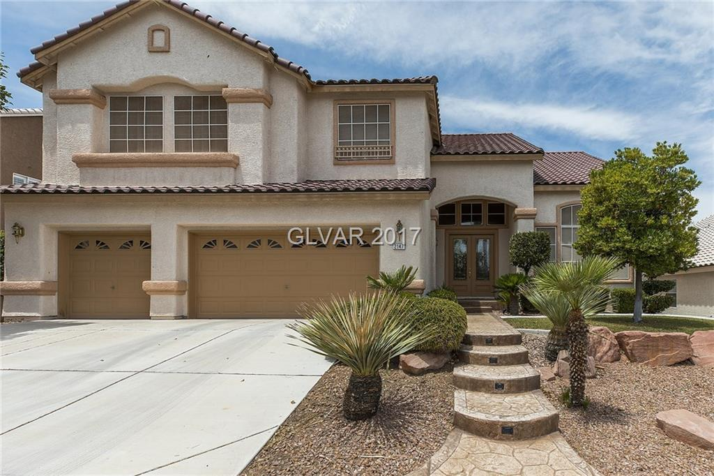 2147 WILBANKS Circle, Henderson, NV 89012