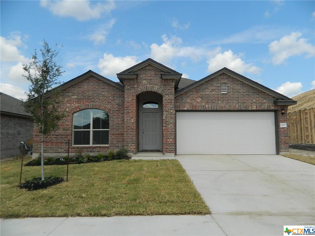 5401 Two Brothers Lane, Killeen, TX 76543