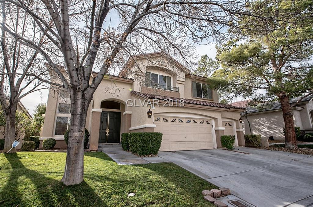 2217 SCARLET ROSE Drive, Las Vegas, NV 89134