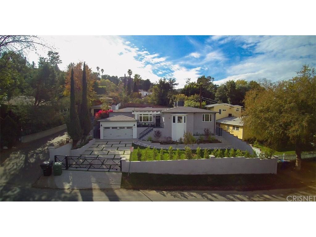 3943 KENTUCKY DRIVE, Hollywood Hills, CA 90068