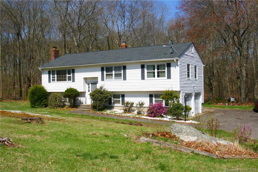 Subject to PROBATE, SOLD AS IS. This raised ranch is in relatively good condition, definitely livable. Could use some updating.  This home sits on a beautiful private lot in a wonderful part of town