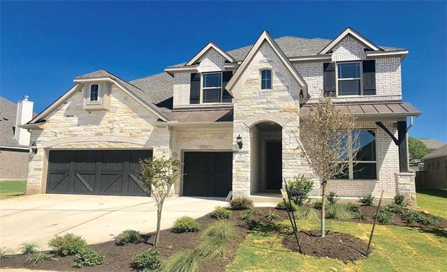 Spacious Dartmouth Plan, Study w/ French Doors, Upstairs Game, Open 2 Story Family, 3' Master Extension, Separate Mudset Shower and Drop in Tub, Enlarged Kitchen Island, Granite Countertops, Custom Tile Backsplash, Covered Back Patio, Full Sprinkler/Sod in Front & Rear Yards. See Agent for Details on Finish Out. Available May.