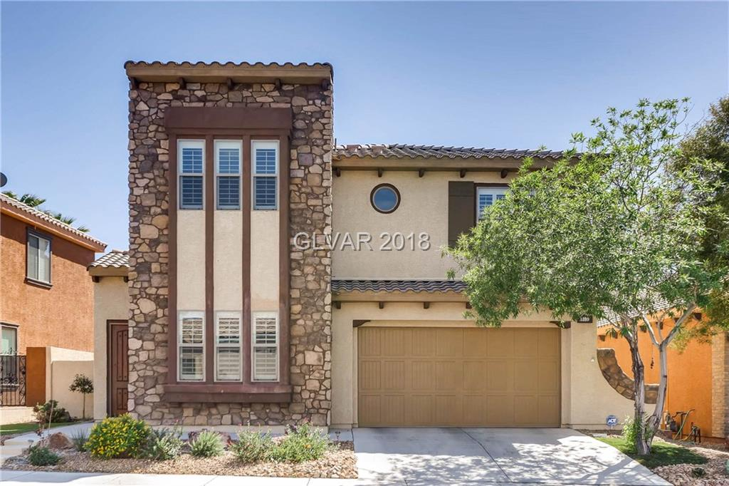 1109 VIA CANALE Drive, Henderson, NV 89011