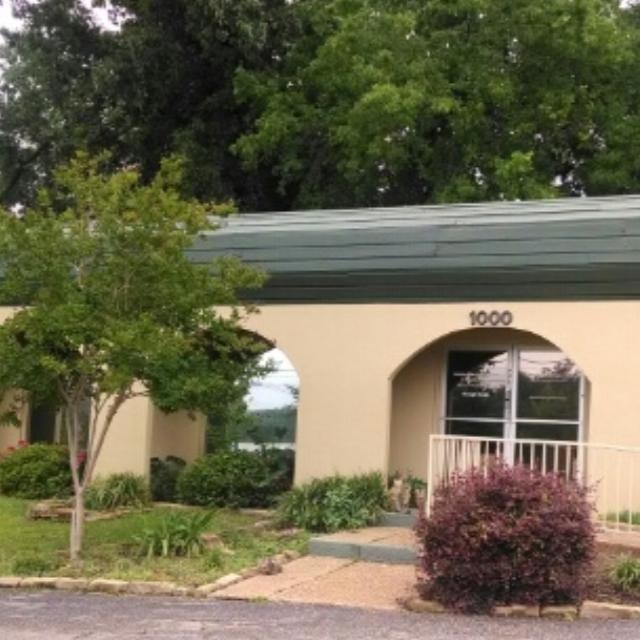 Location, Location, Location!!! Perfect for any office space this building has a good size common area with receptionist desks, several offices, meeting rooms, break room, copy/file room, and large storage room in back! Don't miss out on this opportunity.
