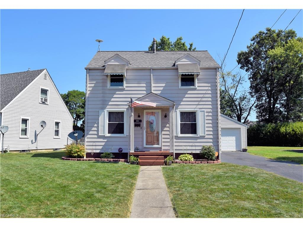 804 Frederick St, Niles, OH 44446