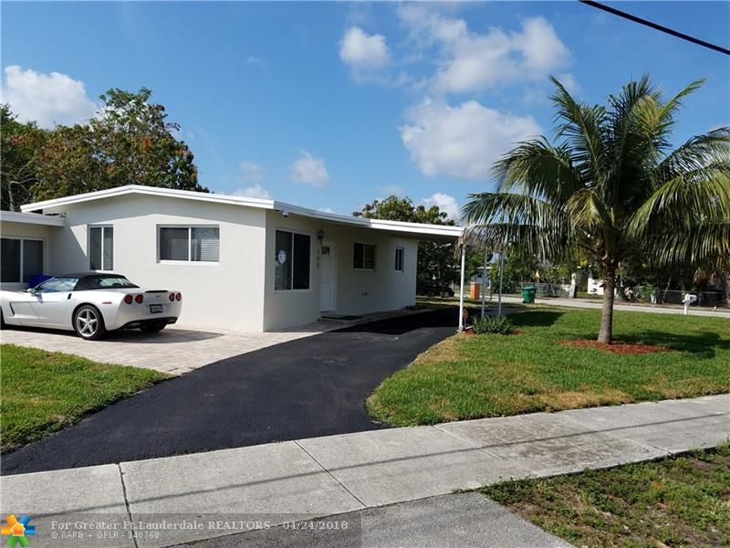 3 bedroom 2 bath fully remodeled home with a two-year-old roof.House larger than tax roll, 1425 Sq ft. New impact windows and doors throughout. New landscaping and sprinklers outside. New appliances will be installed at walk-through.