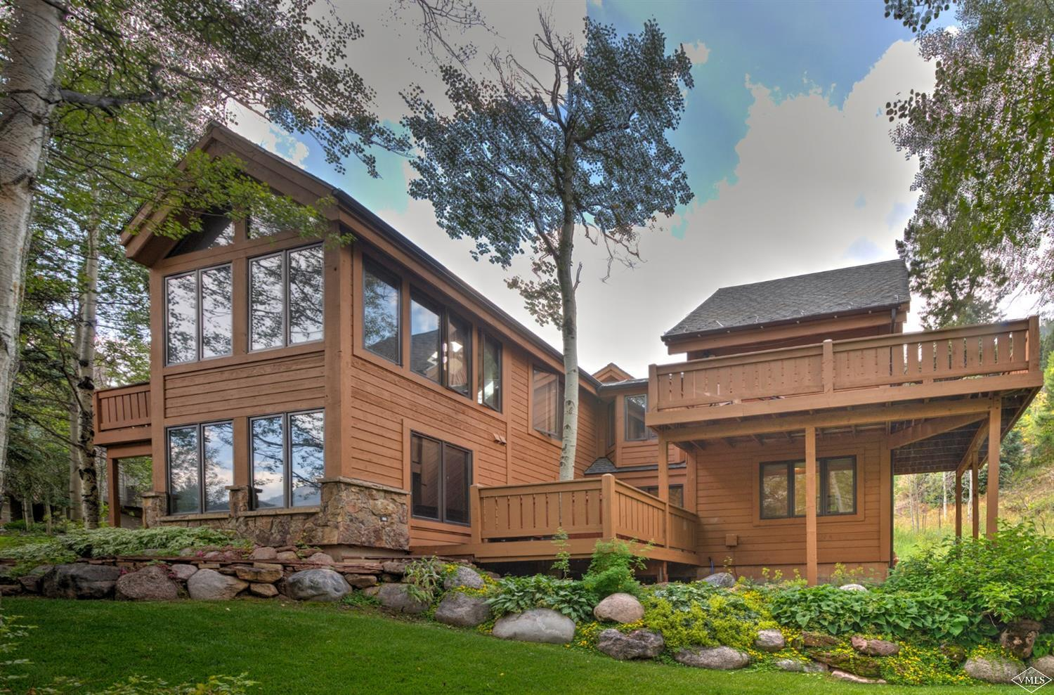 5027 Ute Ln, Vail, CO 81657