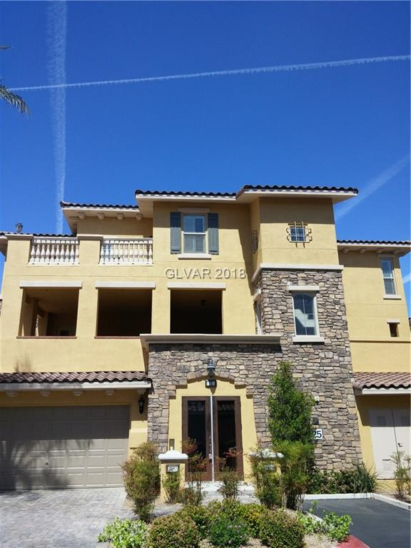 Lovely 2 bedroom 2 bath condo next to Reflection Bay golf course. Ground level with open floor plan. Large outside covered patio. Family room has fireplace and kitchen includes stainless appliances. Attached 2 car garage. Walk across the street to enjoy the Westin Hotel and Reflection Bay Golf Clubhouse. Gated Community includes pool and spa. Enjoy the lifestyle that Lake Las Vegas offers.