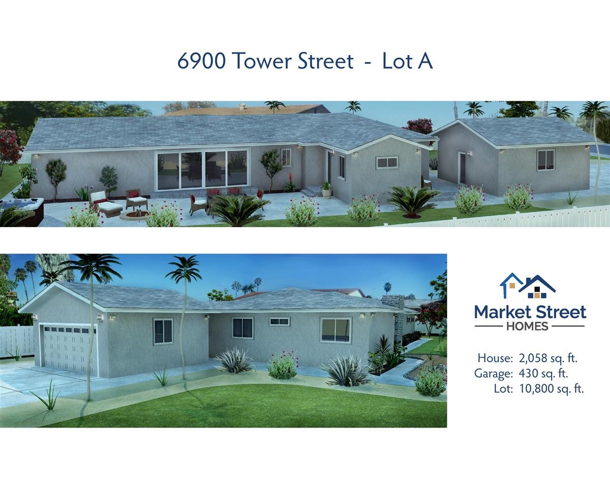6900 Tower Street, La Mesa, CA 91942
